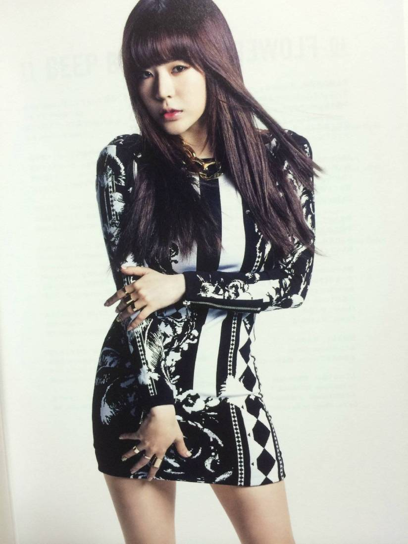 [140722] Sunny (SNSD) New Picture for The BEST (Scan) by Gray_YuRism [3]