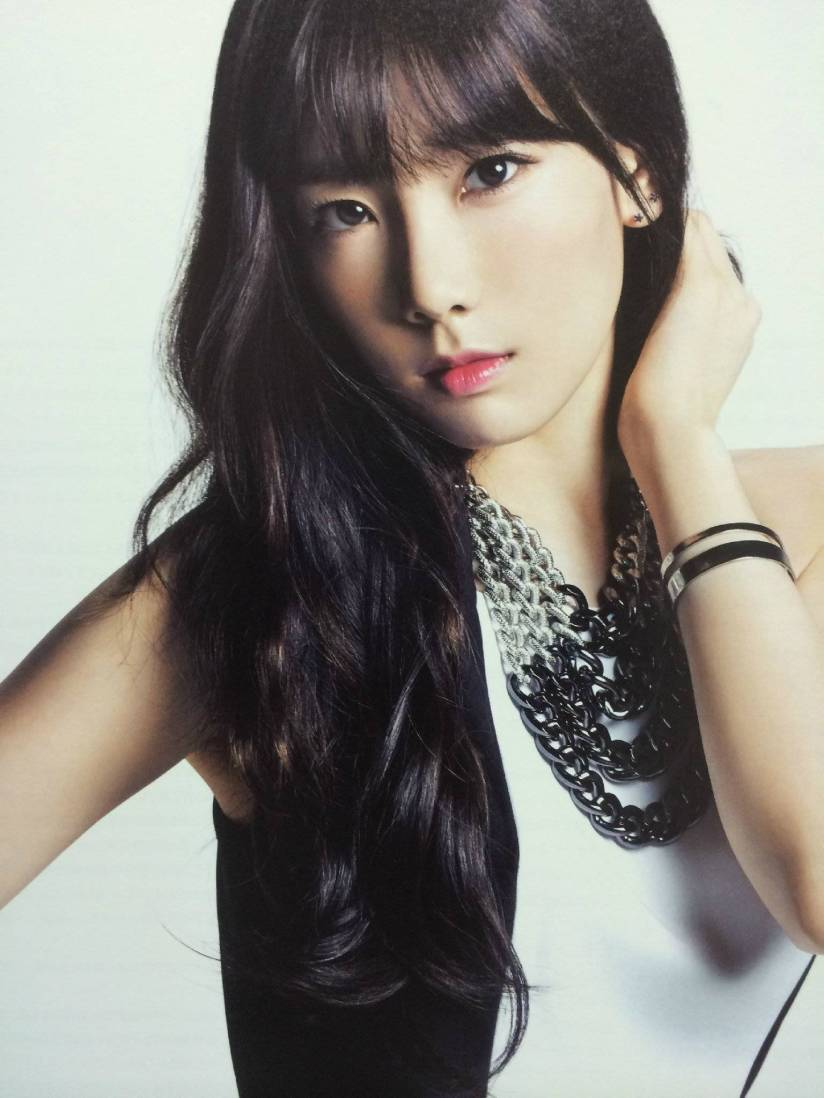 [140722] Taeyeon (SNSD) New Picture for The BEST (Scan) by Gray_YuRism [1]