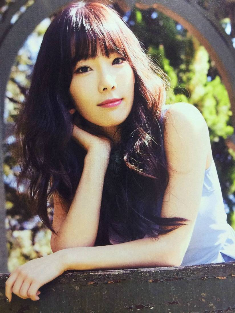 [140722] Taeyeon (SNSD) New Picture for The BEST (Scan) by Gray_YuRism [5]