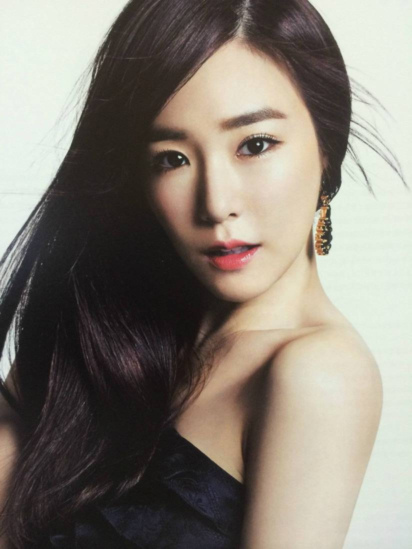 [140722] Tiffany (SNSD) New Picture for The BEST (Scan) by Gray_YuRism [1]