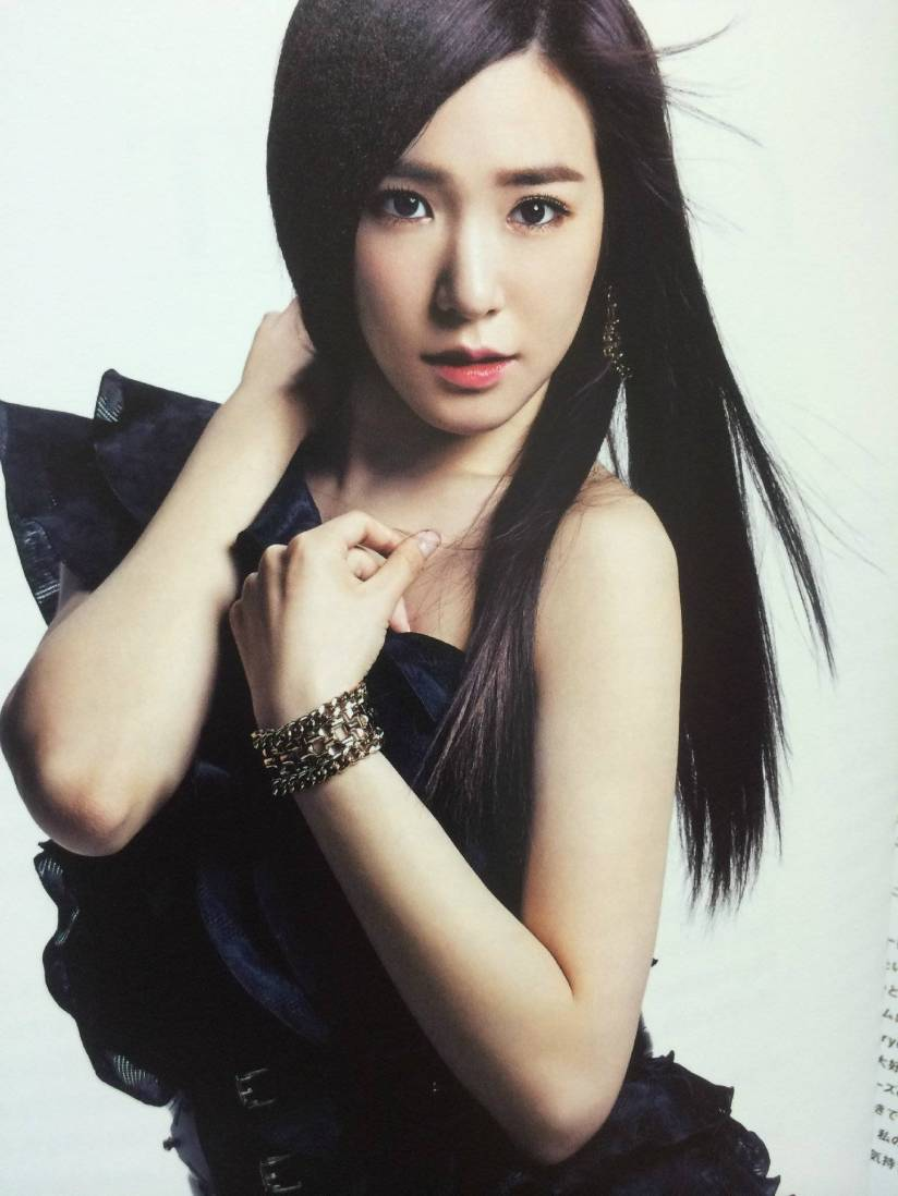 [140722] Tiffany (SNSD) New Picture for The BEST (Scan) by Gray_YuRism [2]