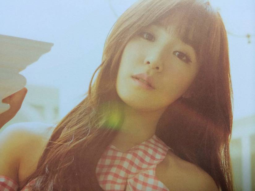 [140722] Tiffany (SNSD) New Picture for The BEST (Scan) by Gray_YuRism [7]