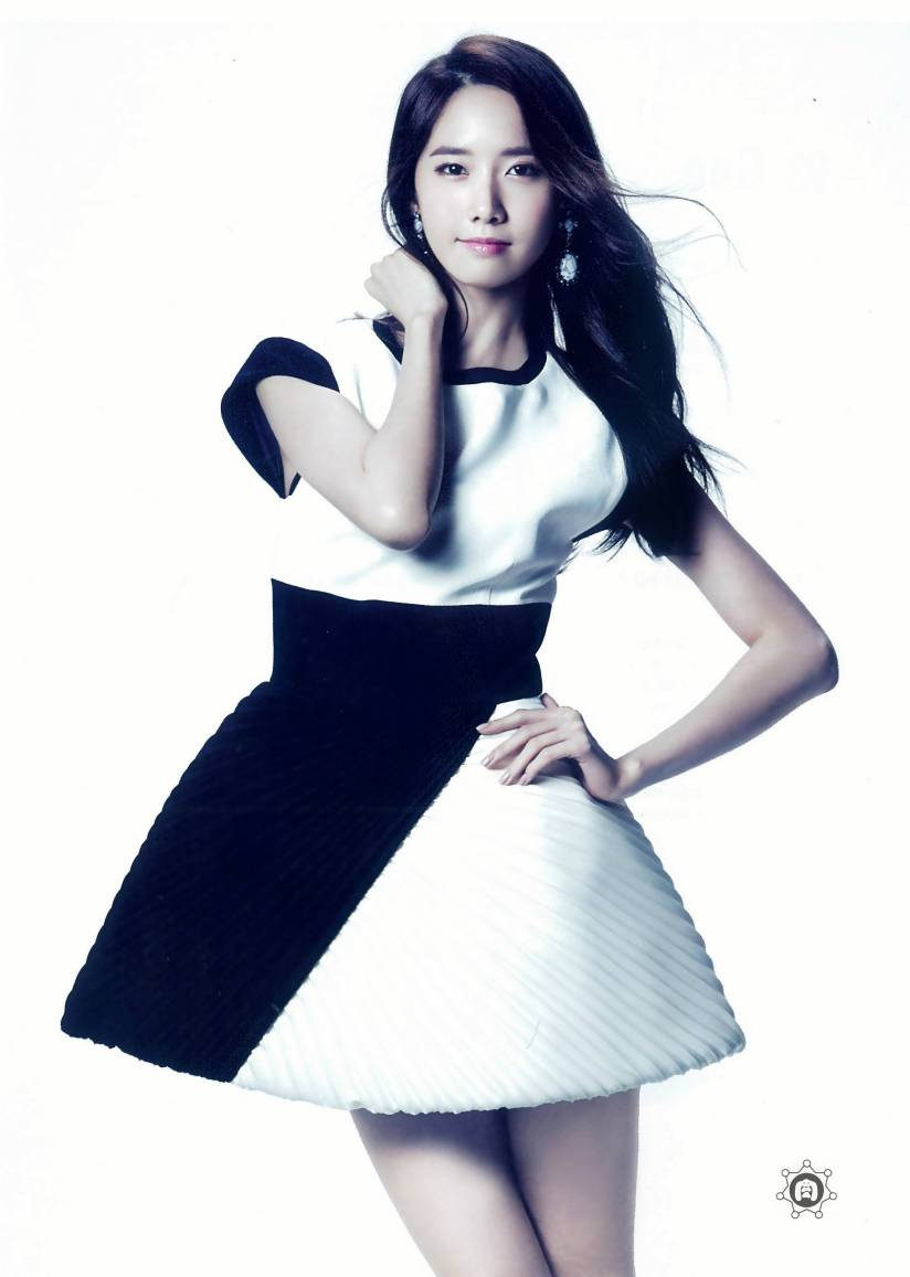 [140722] Yoona (SNSD) New Picture for The BEST (Scan) by 终极颜控 [1]