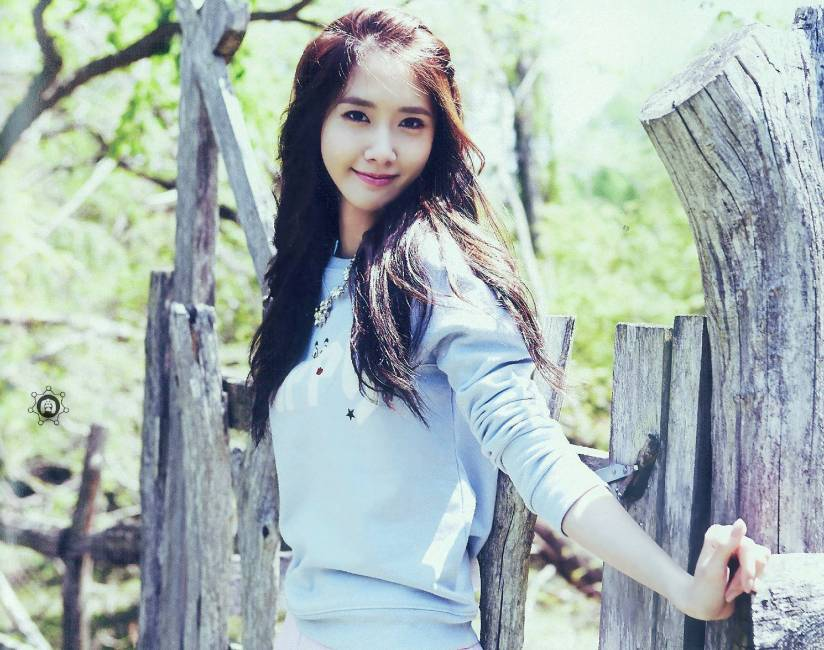 [140722] Yoona (SNSD) New Picture for The BEST (Scan) by 终极颜控 [2]