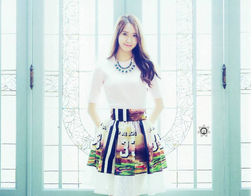 [140722] Yoona (SNSD) New Picture for The BEST (Scan) by 终极颜控 [5]