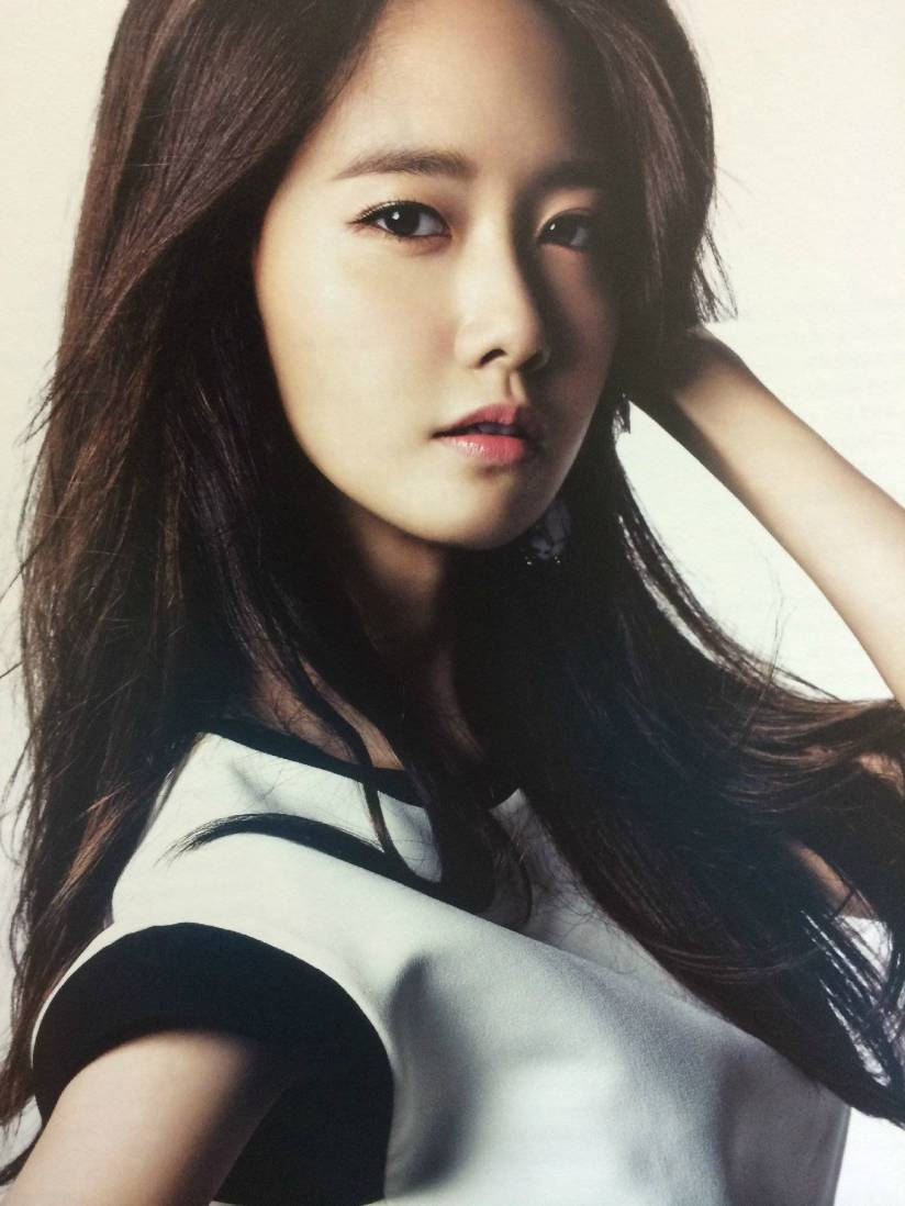 [140722] Yoona (SNSD) New Picture for The BEST (Scan) by Gray_YuRism [1]