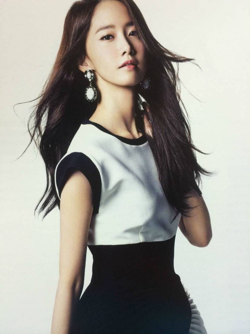 [140722] Yoona (SNSD) New Picture for The BEST (Scan) by Gray_YuRism [2]