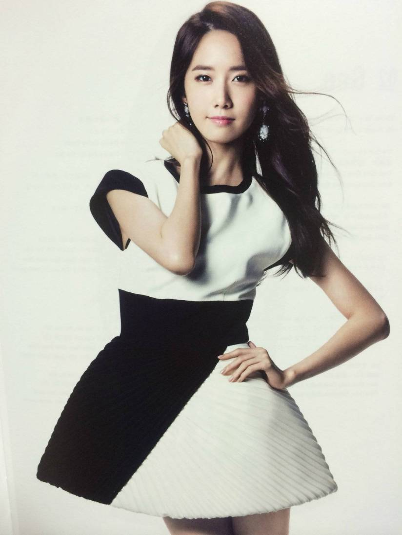 [140722] Yoona (SNSD) New Picture for The BEST (Scan) by Gray_YuRism [3]