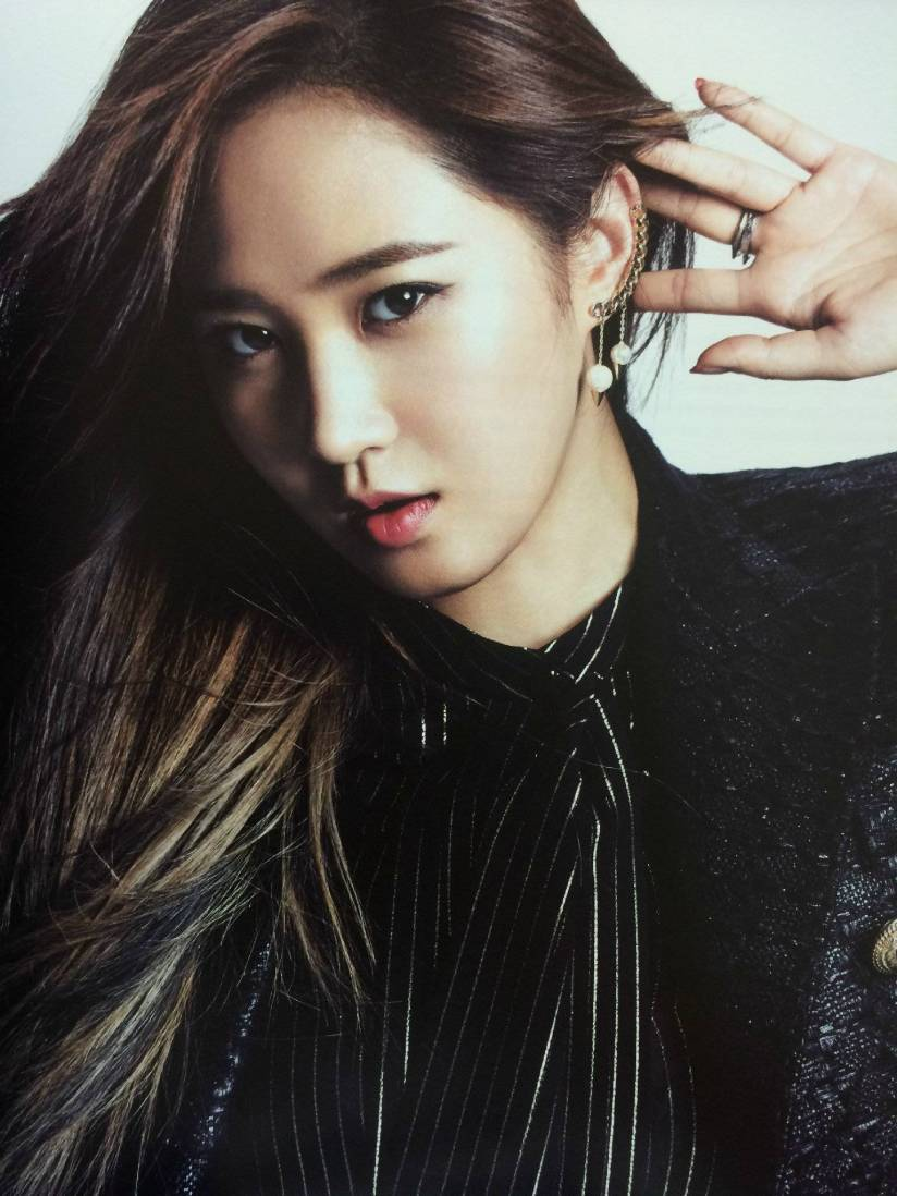 [140722] Yuri (SNSD) New Picture for The BEST (Scan) by Gray_YuRism [2]