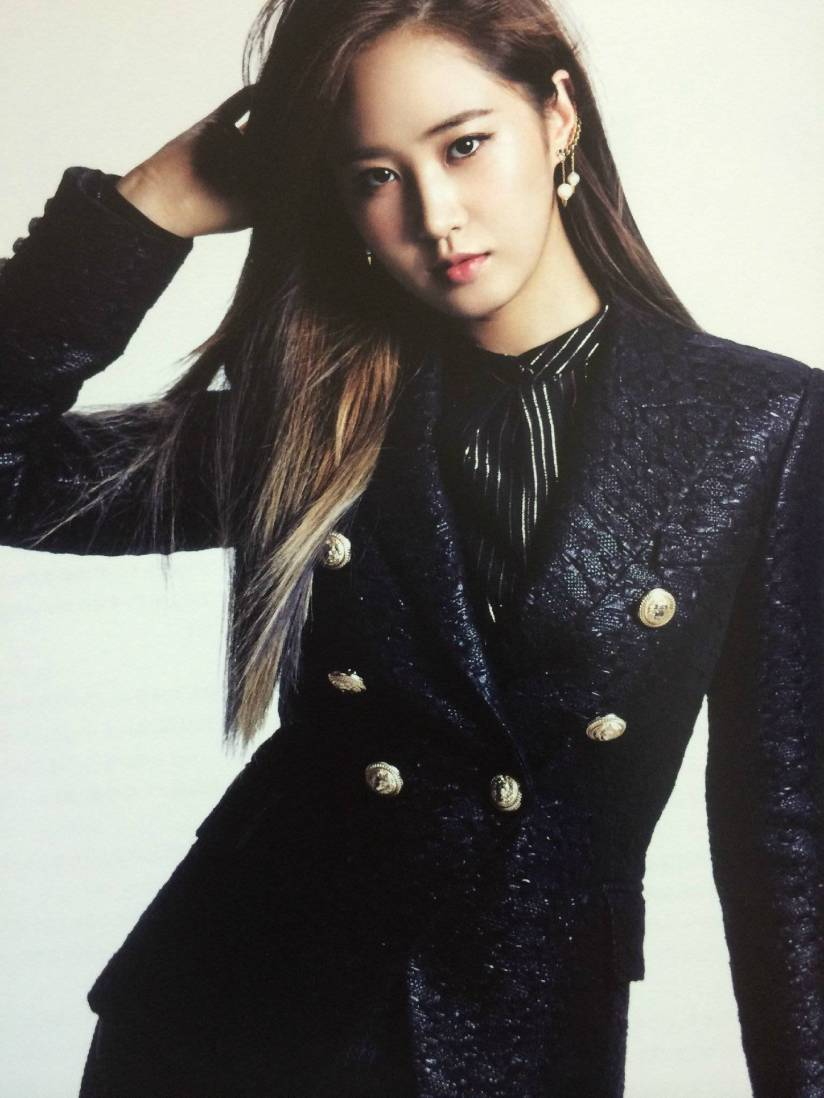 [140722] Yuri (SNSD) New Picture for The BEST (Scan) by Gray_YuRism [3]