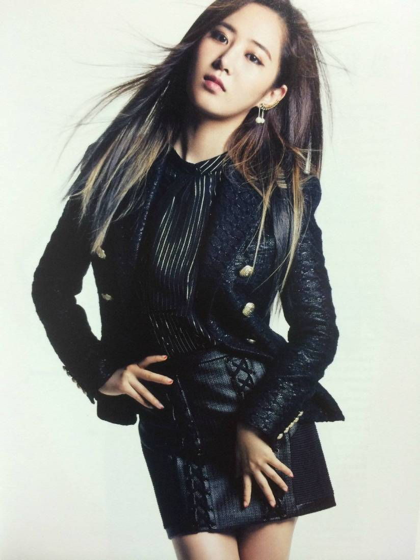 [140722] Yuri (SNSD) New Picture for The BEST (Scan) by Gray_YuRism [4]