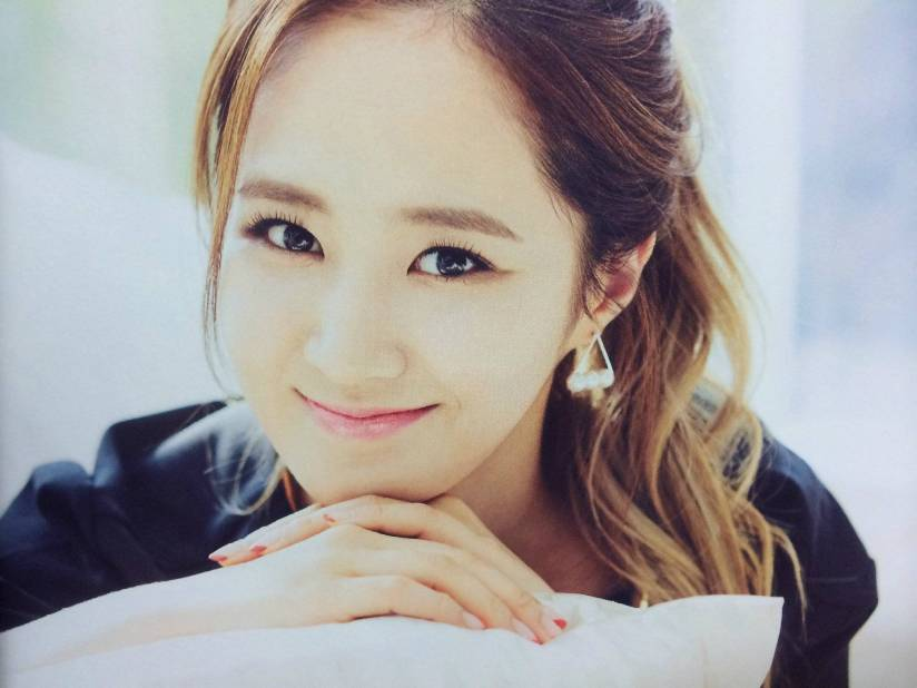 [140722] Yuri (SNSD) New Picture for The BEST (Scan) by Gray_YuRism [6]
