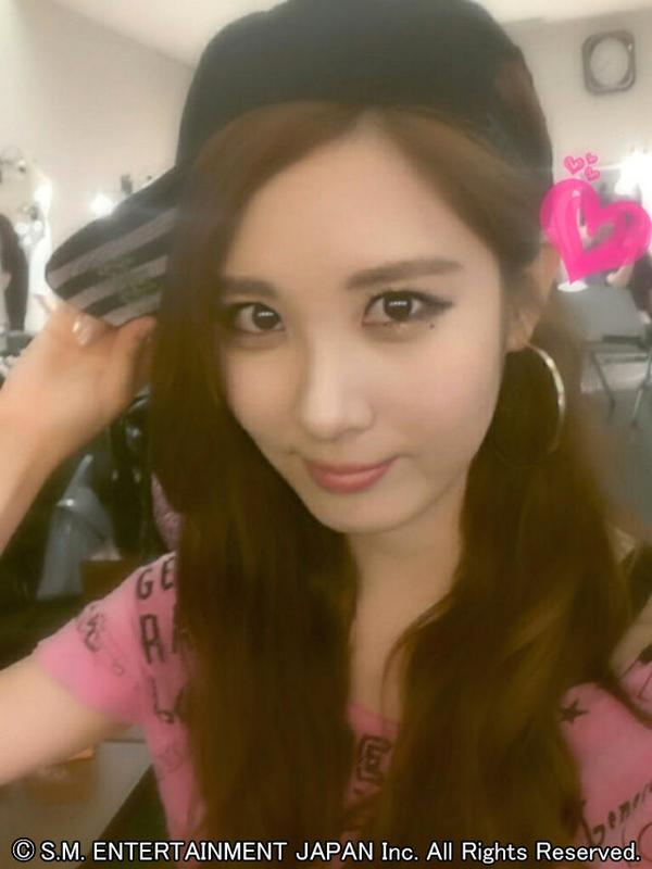 [140723] Seohyun (SNSD) New Selca via SONE PLUS
