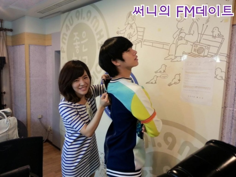 [140723] Sunny (SNSD) New Pictrue for FM Date [6]