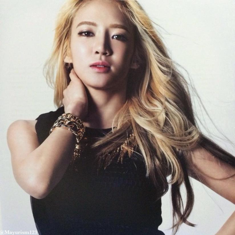 [140724] Hyoyeon (SNSD) New Picture for The Best (The Best Japanese Album) by Mayurism123 [1]