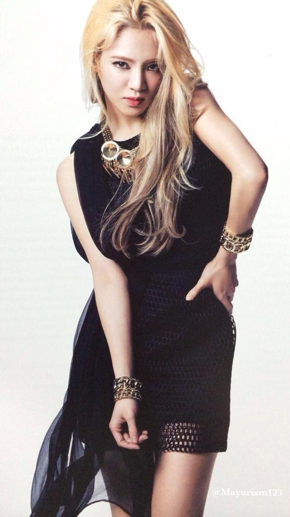 [140724] Hyoyeon (SNSD) New Picture for The Best (The Best Japanese Album) by Mayurism123 [2]