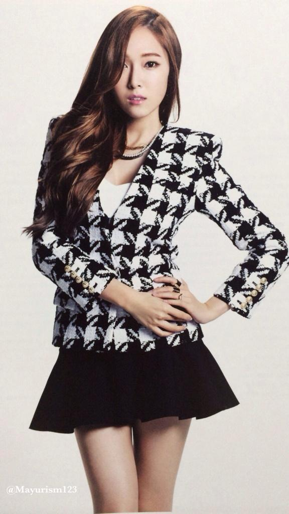 [140724] Jessica (SNSD) New Picture for The Best (The Best Japanese Album) by Mayurism123 [2]