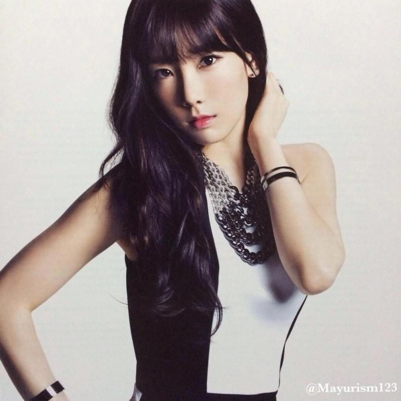 [140724] Taeyeon (SNSD) New Picture for The Best (The Best Japanese Album) by Mayurism123 [1]