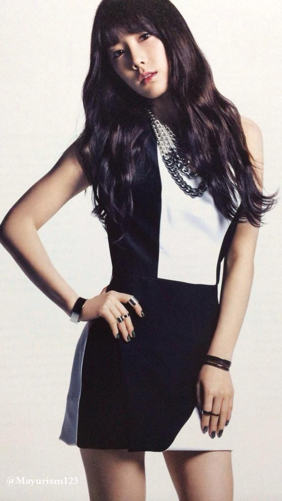 [140724] Taeyeon (SNSD) New Picture for The Best (The Best Japanese Album) by Mayurism123 [2]