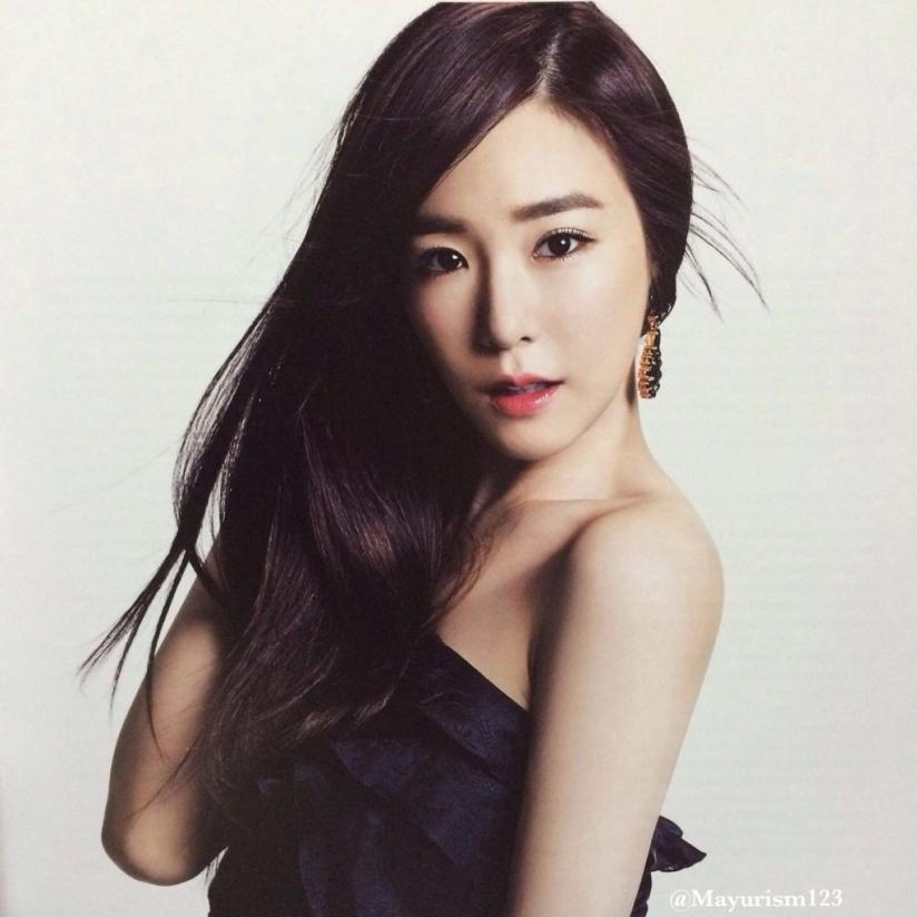 [140724] Tiffany (SNSD) New Picture for The Best (The Best Japanese Album) by Mayurism123 [1]