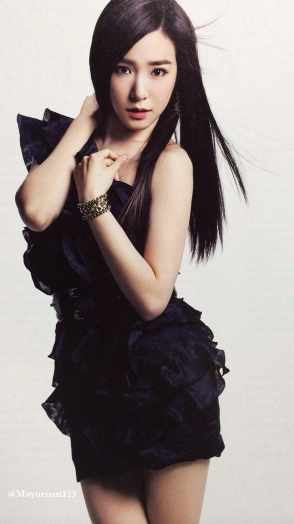 [140724] Tiffany (SNSD) New Picture for The Best (The Best Japanese Album) by Mayurism123 [2]