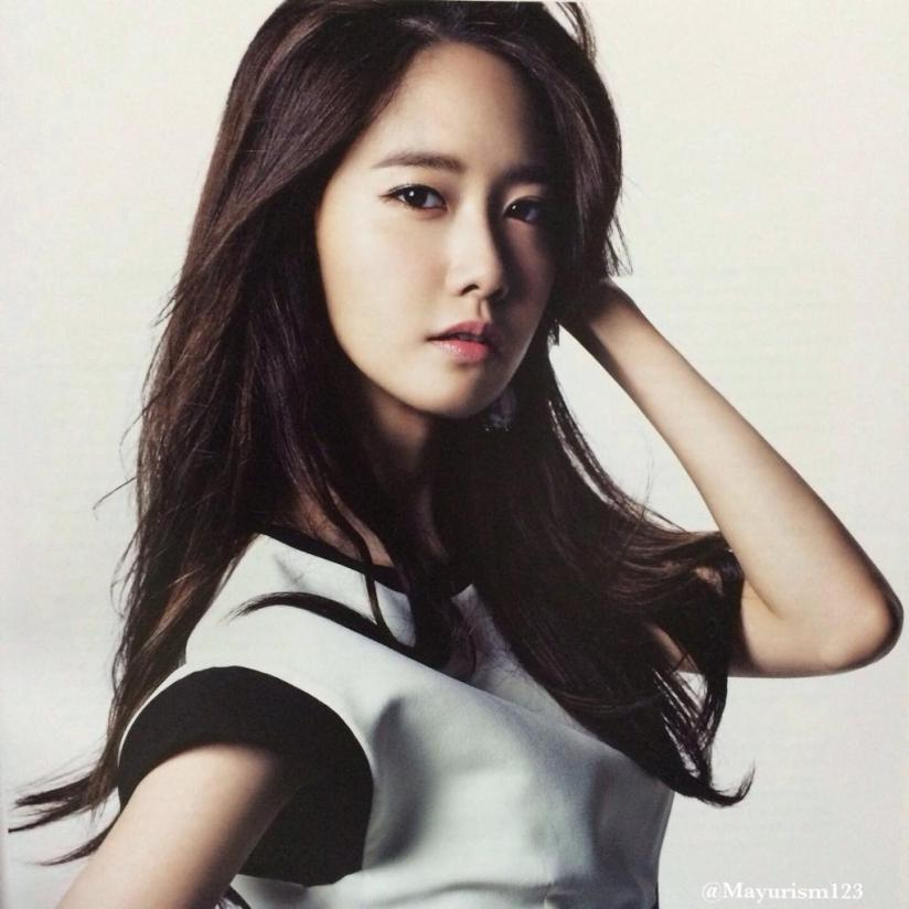 [140724] Yoona (SNSD) New Picture for The Best (The Best Japanese Album) by Mayurism123 [1]