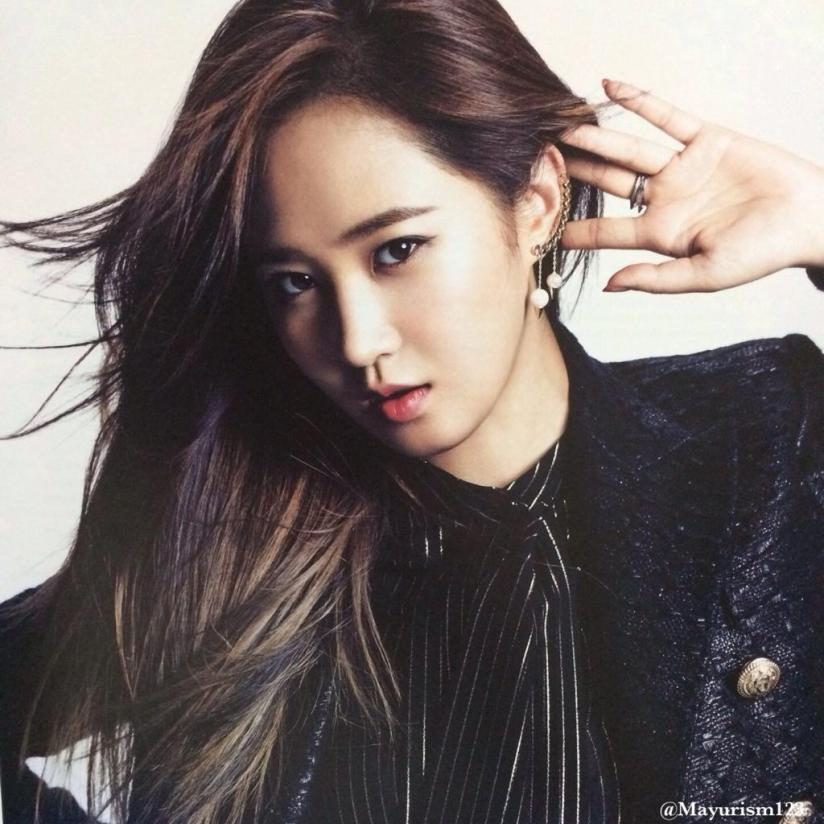 [140724] Yuri (SNSD) New Picture for The Best (The Best Japanese Album) by Mayurism123 [1]