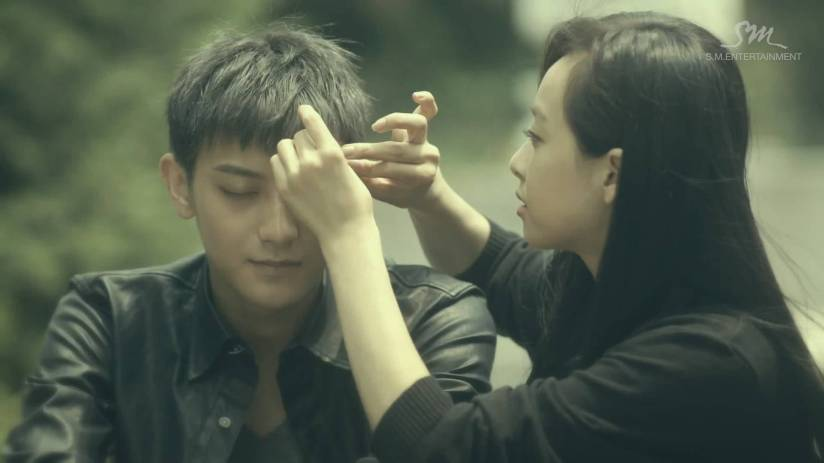 [140726] Tao (EXO) New Capture Picture from Zhang Li Yin – Agape (爱的独白) Teaser Video [6]
