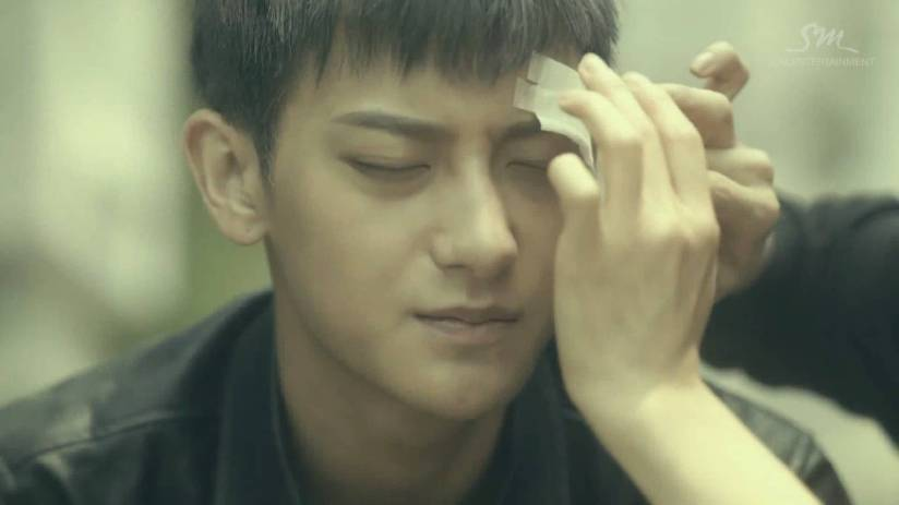 [140726] Tao (EXO) New Capture Picture from Zhang Li Yin – Agape (爱的独白) Teaser Video [7]