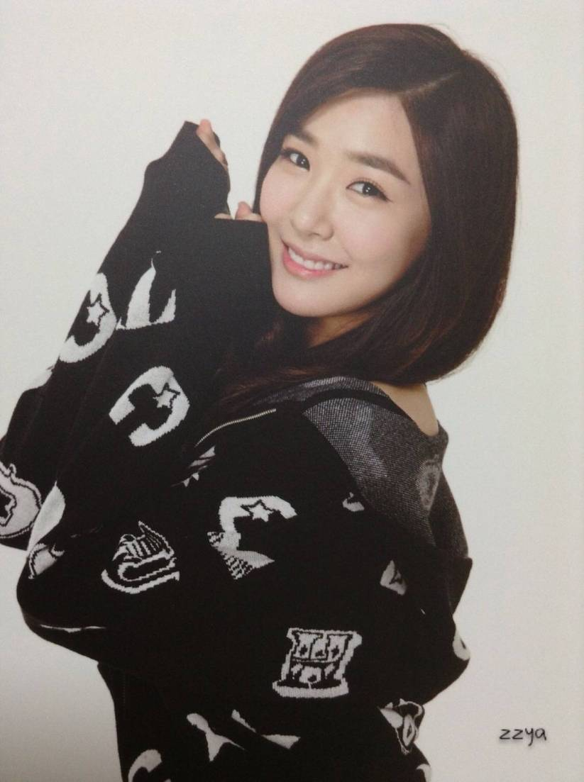 [140726] Tiffany (SNSD) Photocard for Lucky Box (Scan) by 吃核桃壳