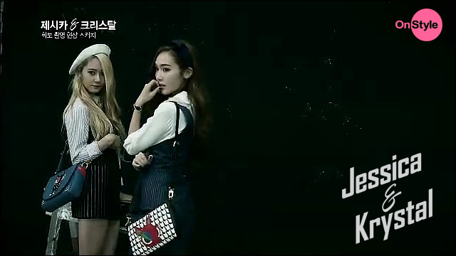 [140729] Jessica (SNSD) & Krystal (F(x)) New Capture Picture from Jessica&Krystal Show EP09 [4]