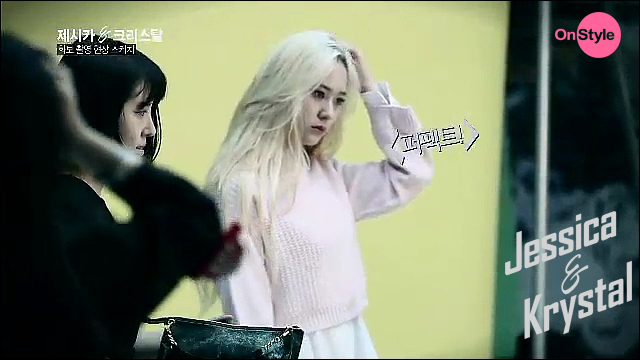 [140729] Jessica (SNSD) & Krystal (F(x)) New Capture Picture from Jessica&Krystal Show EP09 [7]
