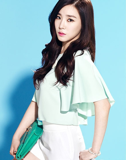 [140730] Tiffany (SNSD) New Picture for Mixxo CF [5]