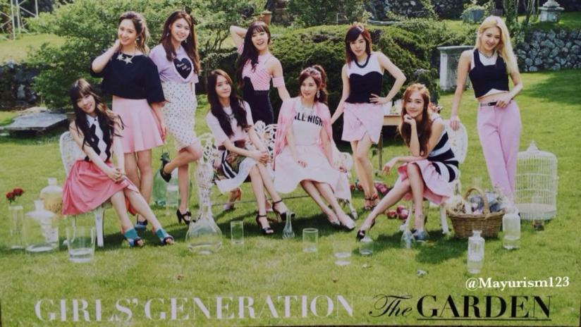 [220714] Girls' Generation (SNSD) New Picture from Photobook The BEST (The Best Japanese Album - Type F) by Mayurism123 [1]