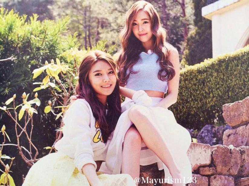 [220714] Girls' Generation (SNSD) New Picture from Photobook The BEST (The Best Japanese Album - Type F) by Mayurism123 [12]