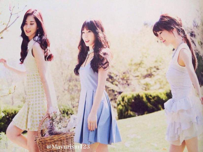 [220714] Girls' Generation (SNSD) New Picture from Photobook The BEST (The Best Japanese Album - Type F) by Mayurism123 [13]