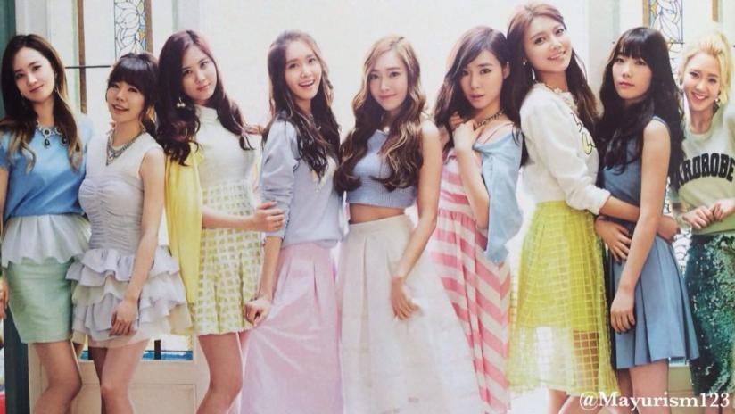 [220714] Girls' Generation (SNSD) New Picture from Photobook The BEST (The Best Japanese Album - Type F) by Mayurism123 [14]
