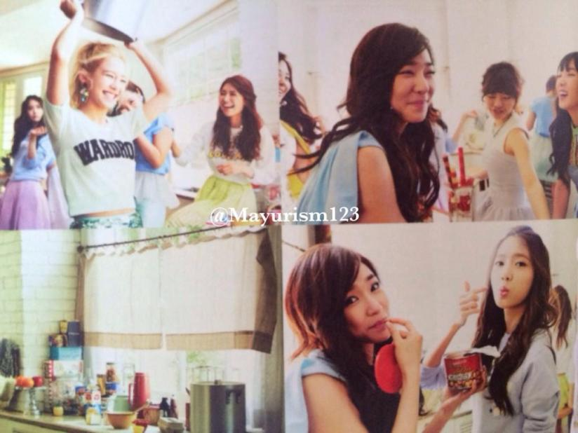 [220714] Girls' Generation (SNSD) New Picture from Photobook The BEST (The Best Japanese Album - Type F) by Mayurism123 [15]