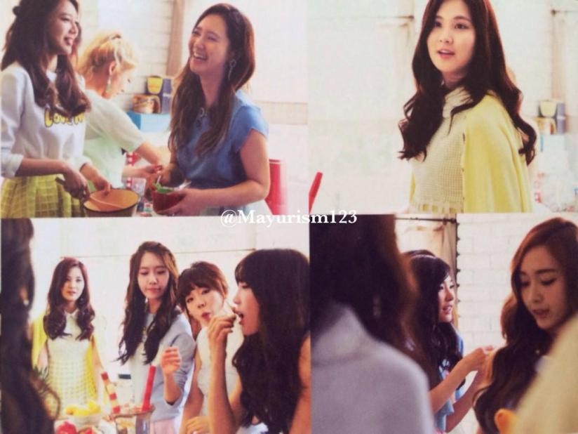 [220714] Girls' Generation (SNSD) New Picture from Photobook The BEST (The Best Japanese Album - Type F) by Mayurism123 [16]
