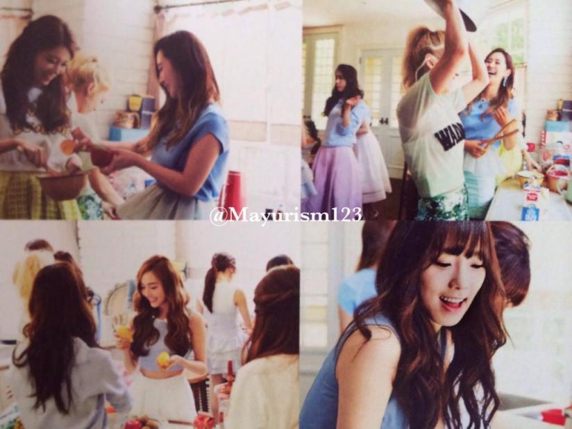 [220714] Girls' Generation (SNSD) New Picture from Photobook The BEST (The Best Japanese Album - Type F) by Mayurism123 [17]