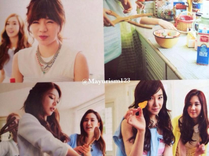 [220714] Girls' Generation (SNSD) New Picture from Photobook The BEST (The Best Japanese Album - Type F) by Mayurism123 [18]