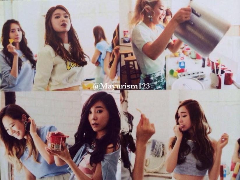 [220714] Girls' Generation (SNSD) New Picture from Photobook The BEST (The Best Japanese Album - Type F) by Mayurism123 [19]