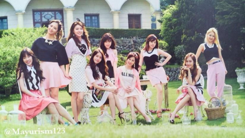 [220714] Girls' Generation (SNSD) New Picture from Photobook The BEST (The Best Japanese Album - Type F) by Mayurism123 [2]