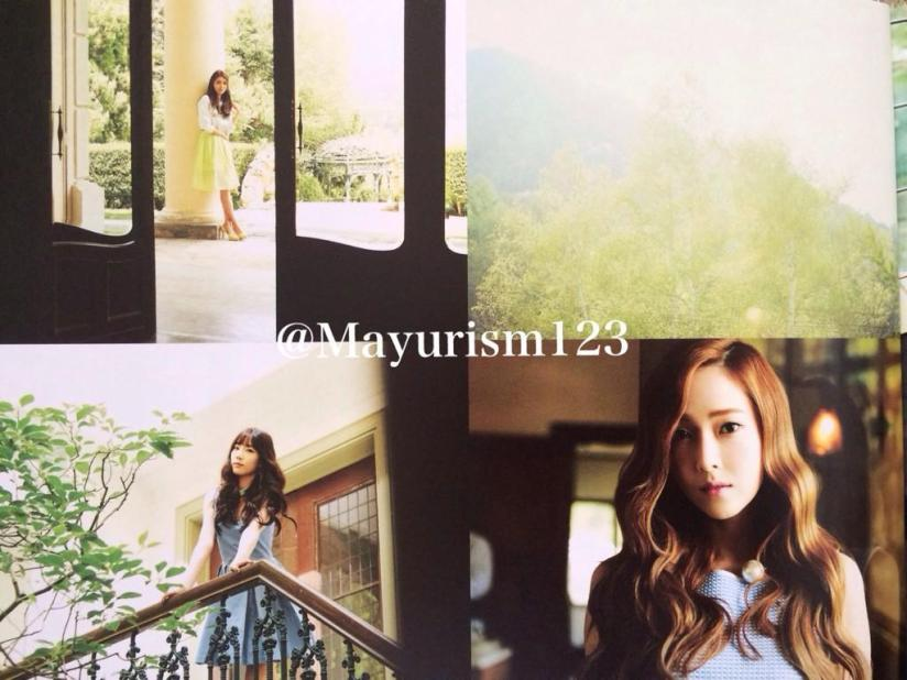 [220714] Girls' Generation (SNSD) New Picture from Photobook The BEST (The Best Japanese Album - Type F) by Mayurism123 [20]