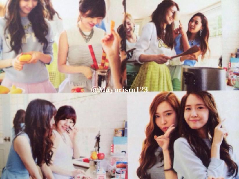 [220714] Girls' Generation (SNSD) New Picture from Photobook The BEST (The Best Japanese Album - Type F) by Mayurism123 [21]