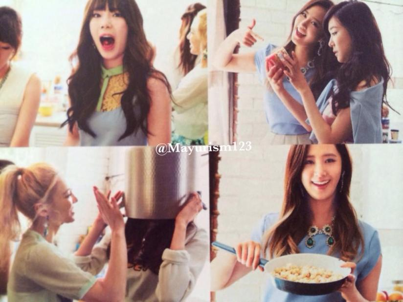 [220714] Girls' Generation (SNSD) New Picture from Photobook The BEST (The Best Japanese Album - Type F) by Mayurism123 [22]