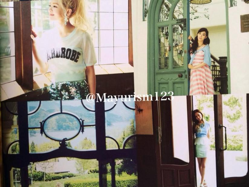 [220714] Girls' Generation (SNSD) New Picture from Photobook The BEST (The Best Japanese Album - Type F) by Mayurism123 [24]