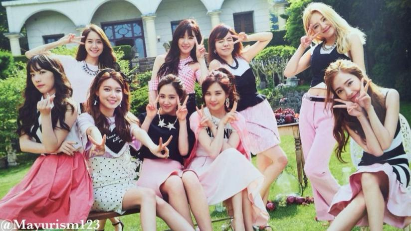 [220714] Girls' Generation (SNSD) New Picture from Photobook The BEST (The Best Japanese Album - Type F) by Mayurism123 [3]