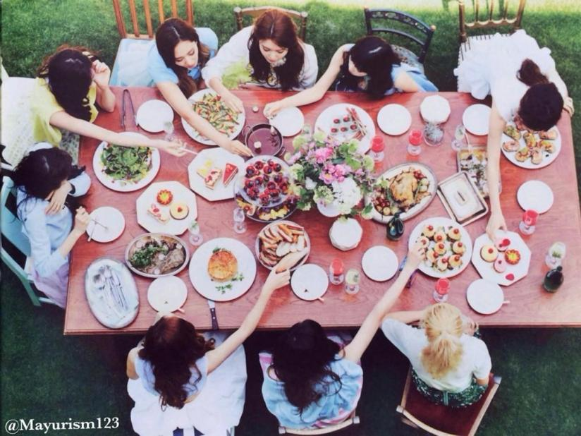 [220714] Girls' Generation (SNSD) New Picture from Photobook The BEST (The Best Japanese Album - Type F) by Mayurism123 [4]