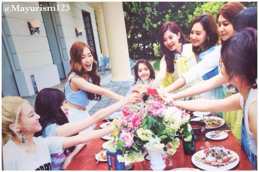 [220714] Girls' Generation (SNSD) New Picture from Photobook The BEST (The Best Japanese Album - Type F) by Mayurism123 [5]